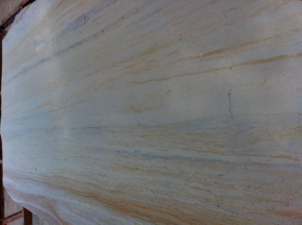 New Serpeggianto Marble Slab(Light Yellow)