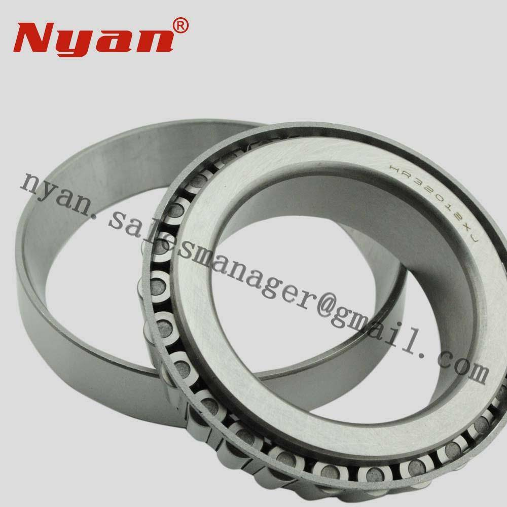 Excavator Bearings supplier manufacturer NYAN Bearing hr32012xj