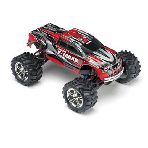Traxxas E-Maxx 1/10 Monster Truck RTR with 2.4GHz TRA3903