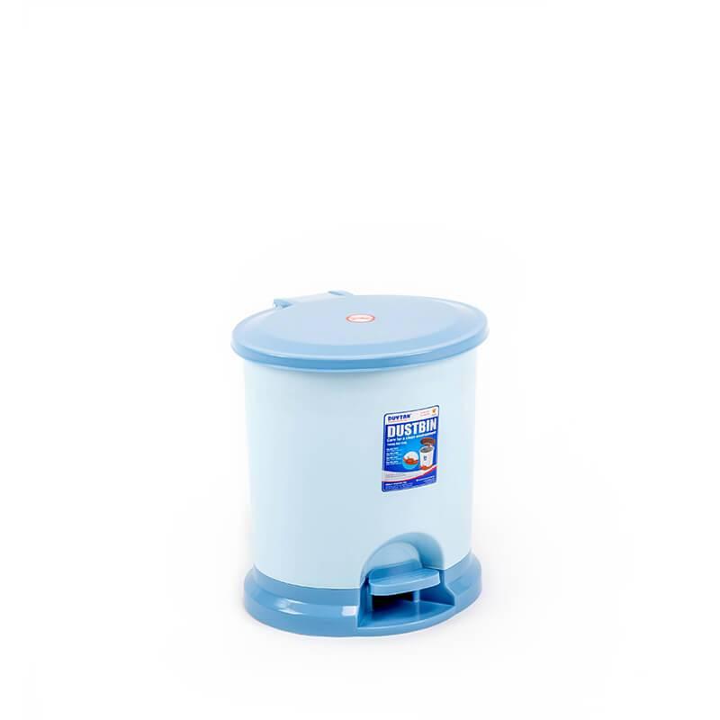 Plastic dustbin-Duy Tan plastics made in vietnam 100% rew resin