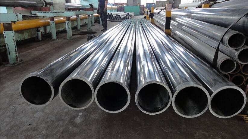 Honed Seamless Steel Pipe