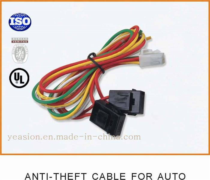 CUSTOM WIRE HARNESS FOR AUTO AND COMPUTER