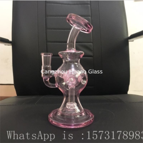 glass water pipe glass pipe Circulating water smoking Glass smoking pipe