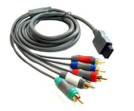 Component AV Cable for Wii/PS3/iPhone