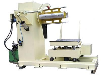 automatic uncoiler