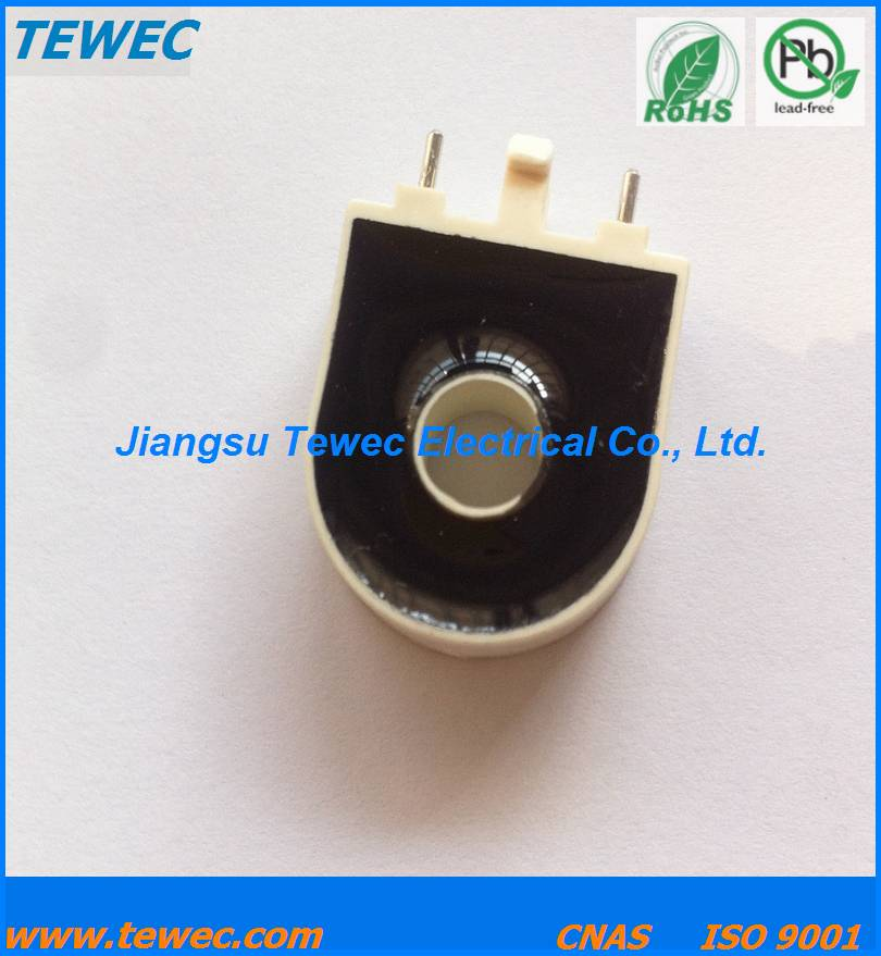 tewec pin type pcb mountable zero phase current transformers