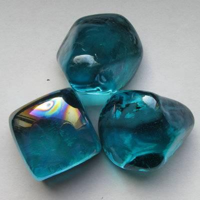 Fire Diamond Glass