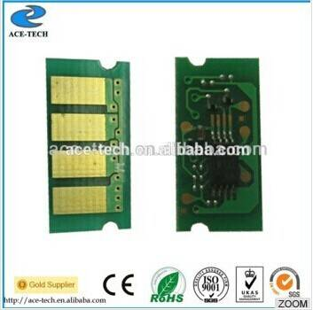 C220 Toner Cartridge Chip Compatible for Ricoh Aficio SP C220 C222/240 Cartridge Chip