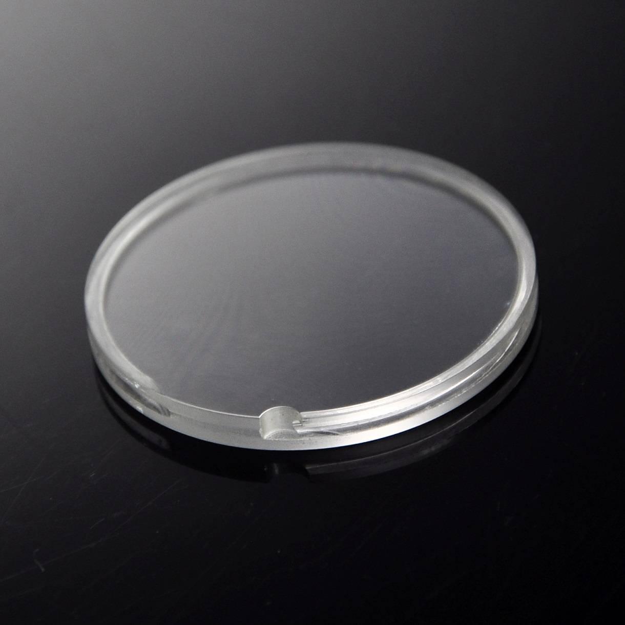 Sapphire optical glass