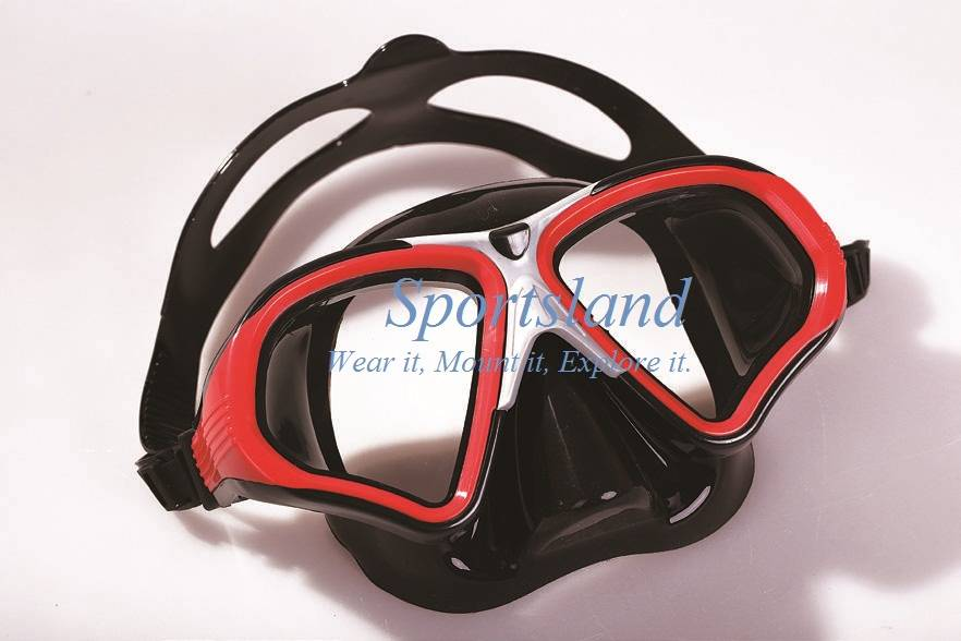 Adult Scuba Diving,Free Diving Mask MS-8