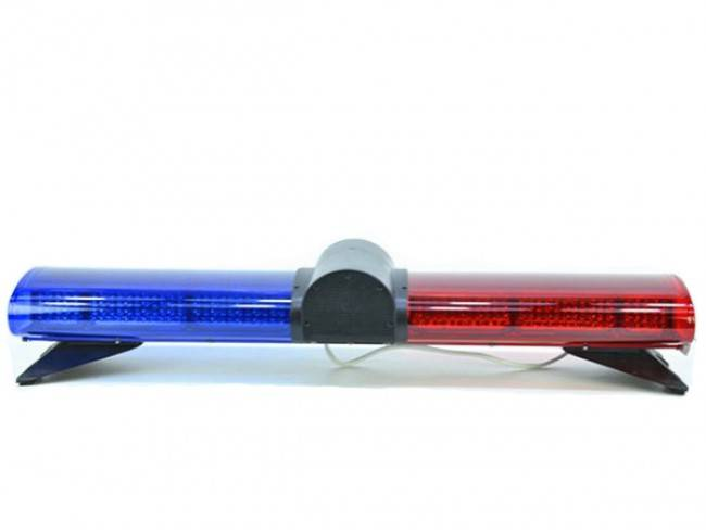 MULTICOLOR CAPABILITY LIGHT BAR WITH SPEAKER LED SAFETY LIGHTS EMERGRNCY VEHICLE LIGHTS NO.TBD-GRT-0