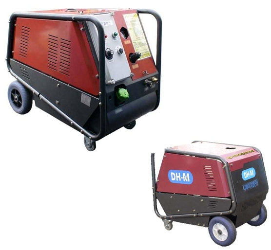 COLD/HOT HIGH PRESSURE WASHER