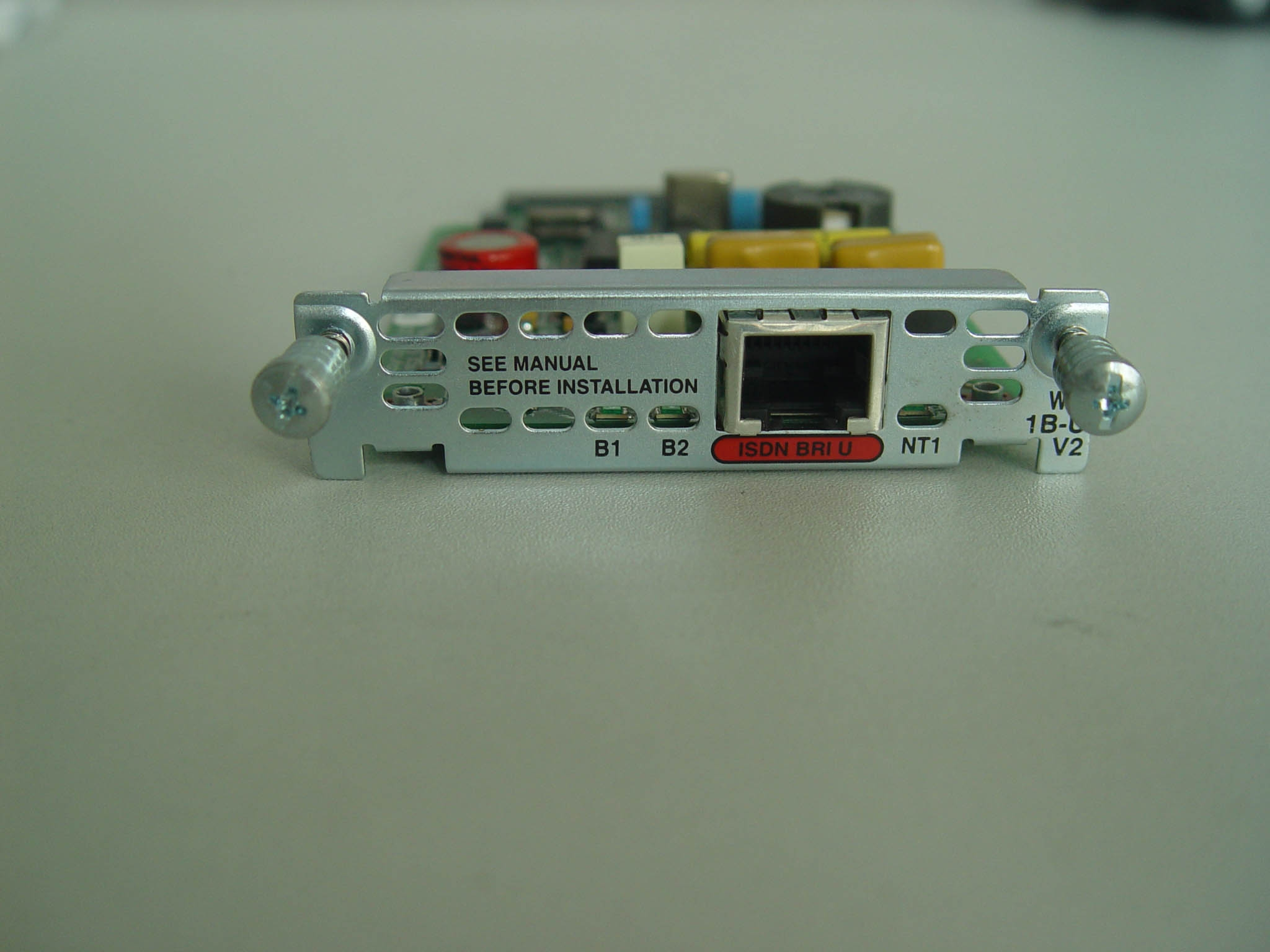 WIC-1B-U-V2 Wan Interface Card