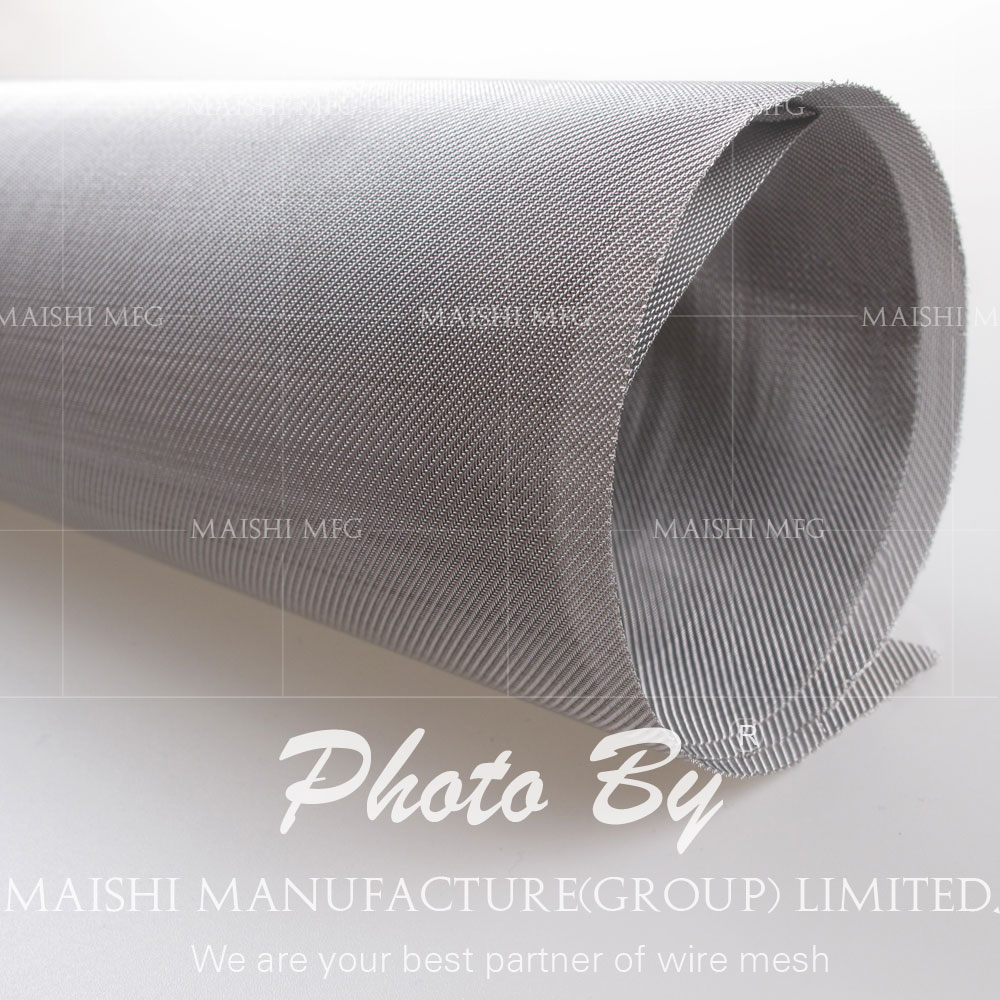 woven micron stainless wire mesh