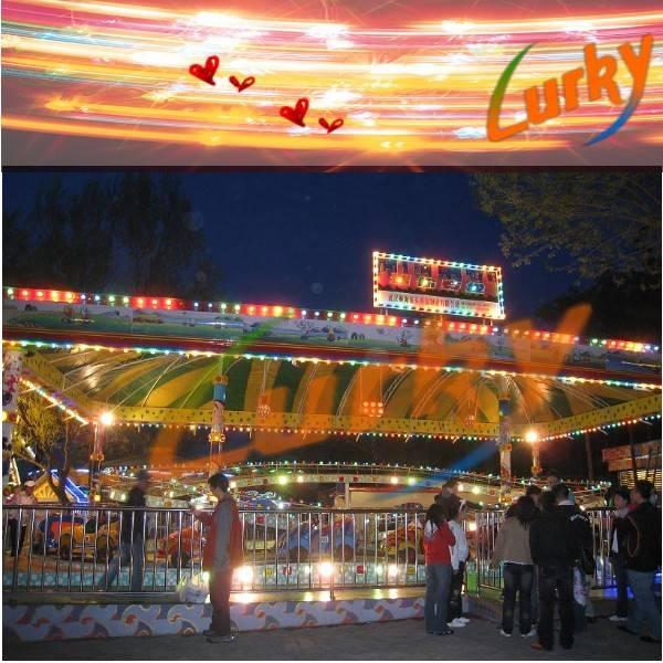 popular attractive amusement rides Mini Shuttle