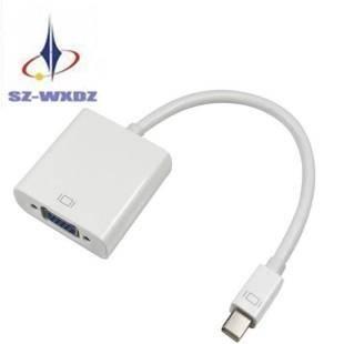 Mini DisplayPort Display Port DP To VGA Adapter Cable for Apple MacBook Air Pro iMac Mac Mini Adapte