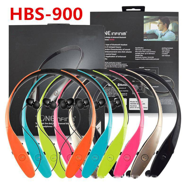 Colorful Neckband Hot-selling LG HBS900 headset