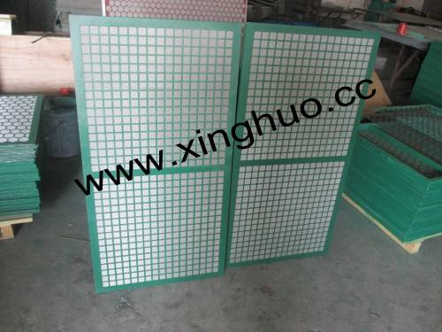 SCOMI oil shale shaker screens