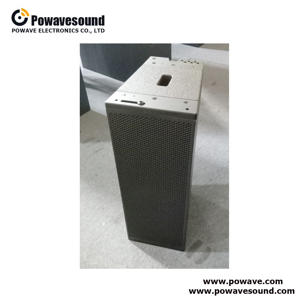 AS-2208 Powavesound line array system double 8 inch professional church line array speaker