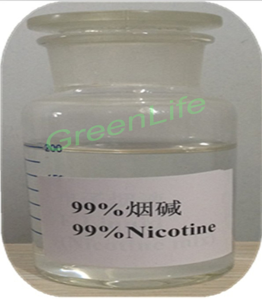 10% nicotine liquid,100mg/ml nicotine base PG/VG