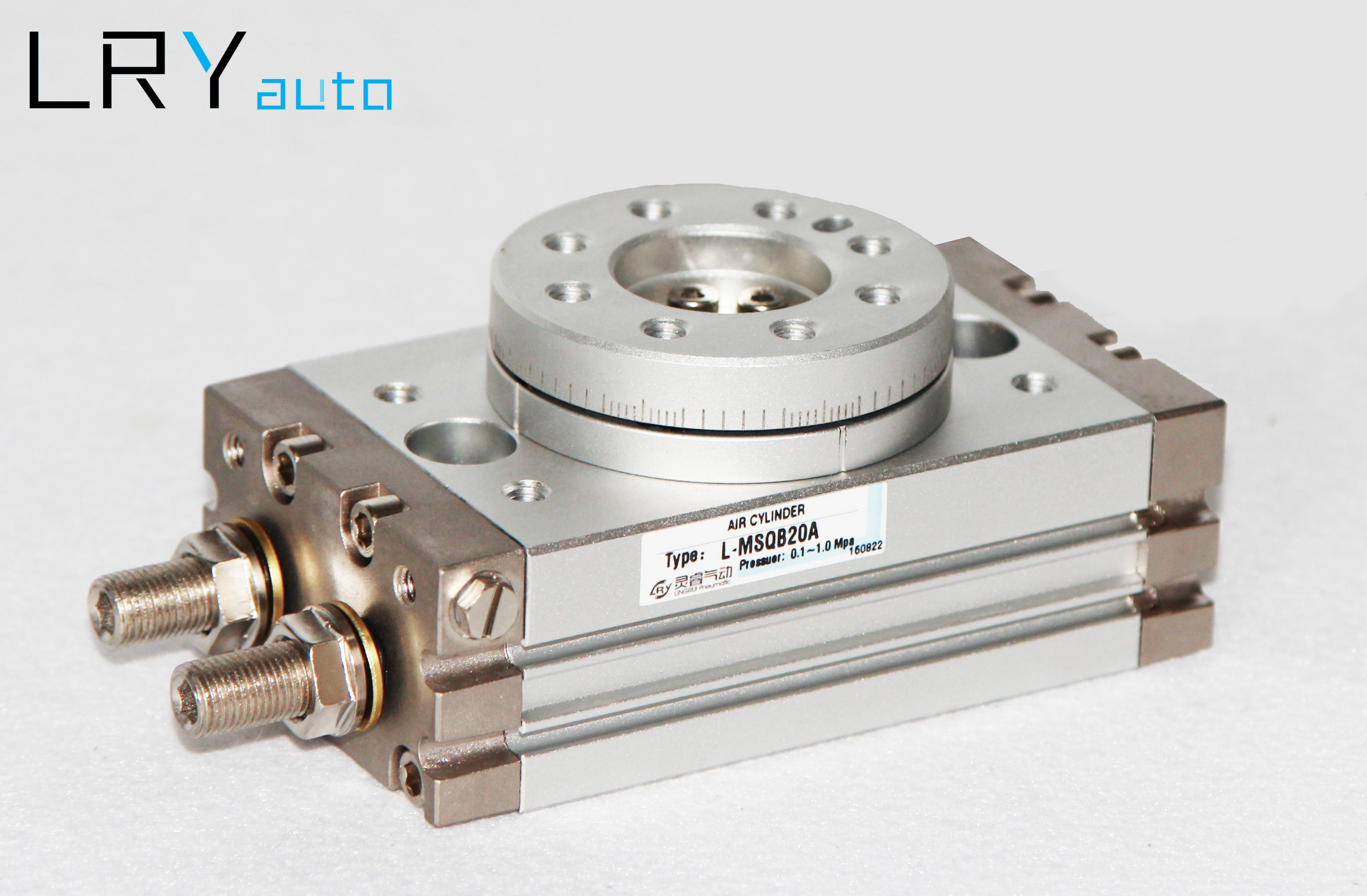 NEW Rotary Table Cylinder, Rack Pinion Cylinder MSQ Air Cylinder