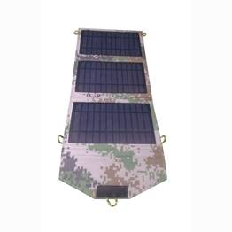 10W Folding Portable Solar Panel Charger USB Charging Cell Phone