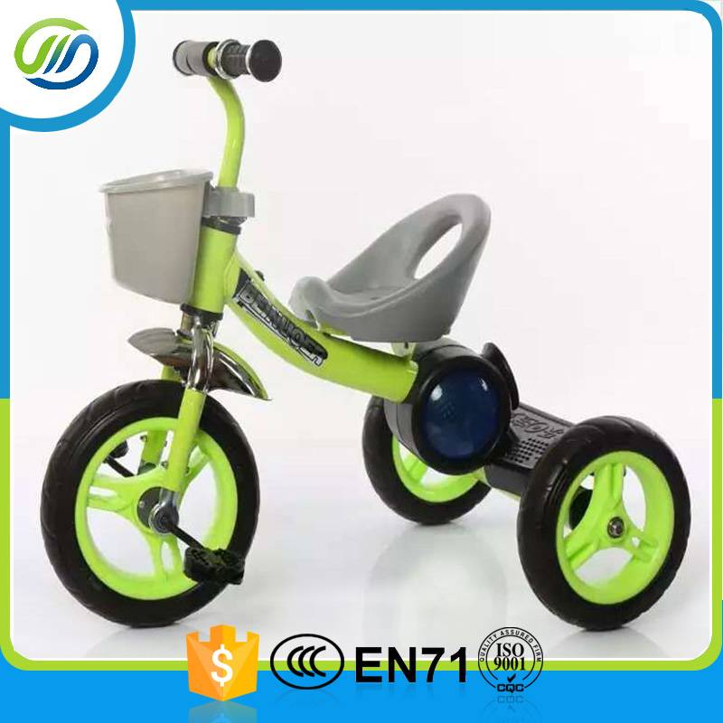 New design metal child tricycle