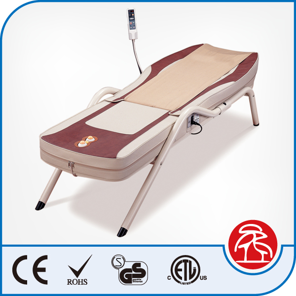 Korea New Design Jade Roller Stone Massage bed Table