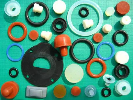 Good sealing function silicone rubber gasket