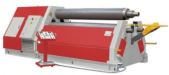 W11 3R plate bending machine/plate rolling machine/plate roll