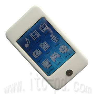 2.8 Inch Touch Screen MP4 Player (ITC-4H074)