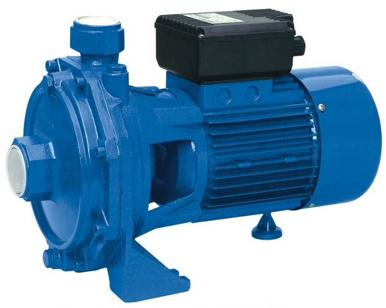 1HP/750W CPM158 Centrifugal Water Pump