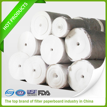 The best quality filter papers made in china