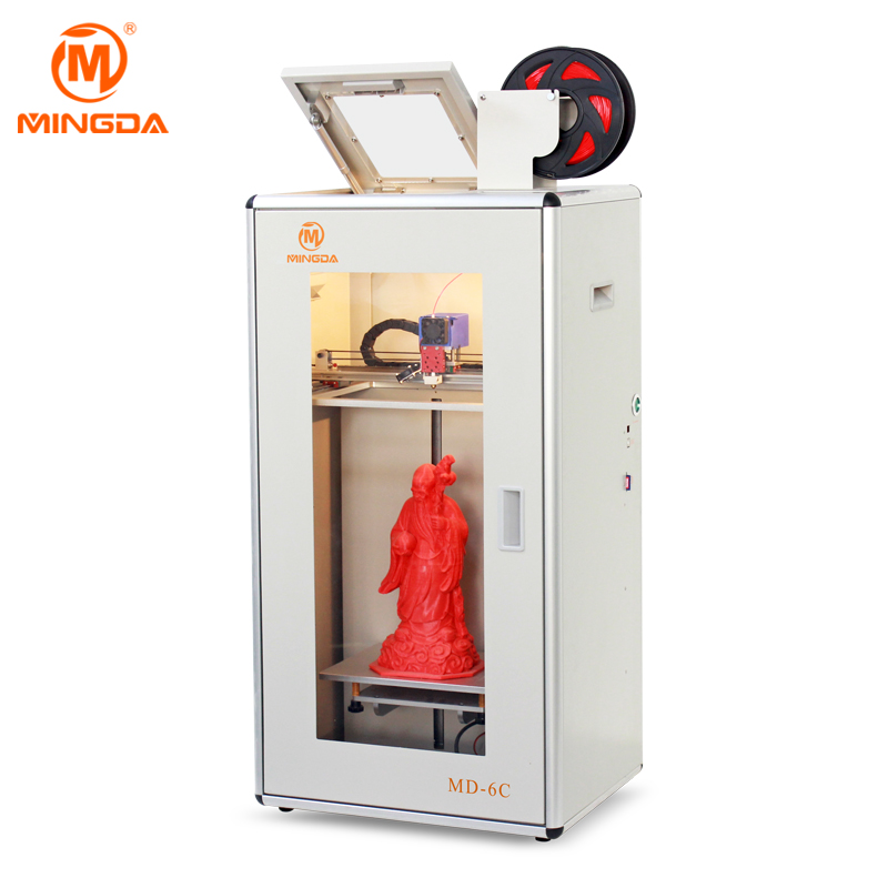 2018 Update Big 3D Printer Machine Fit for Factory and Furniture Design