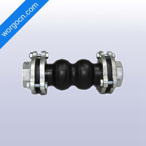 Union Type Double Sphere Rubber Expansion Joint