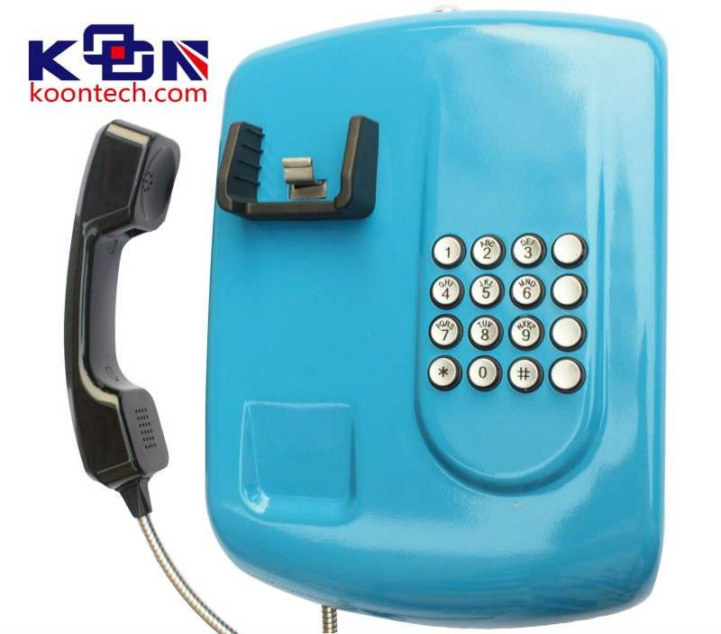 cold rolled steel bank telephone from KOONTECH