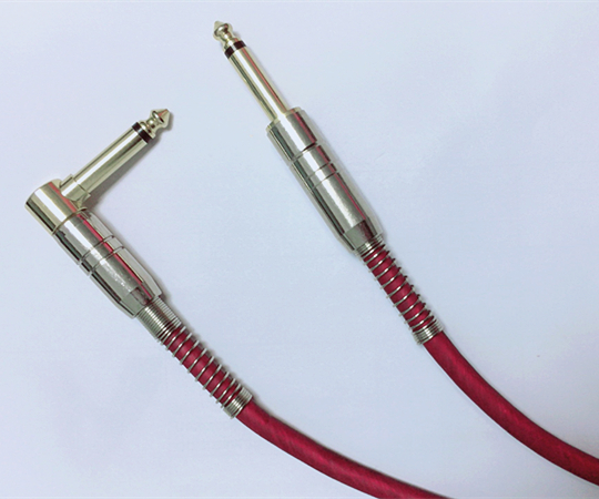 6.35mm Male Microphone Cable