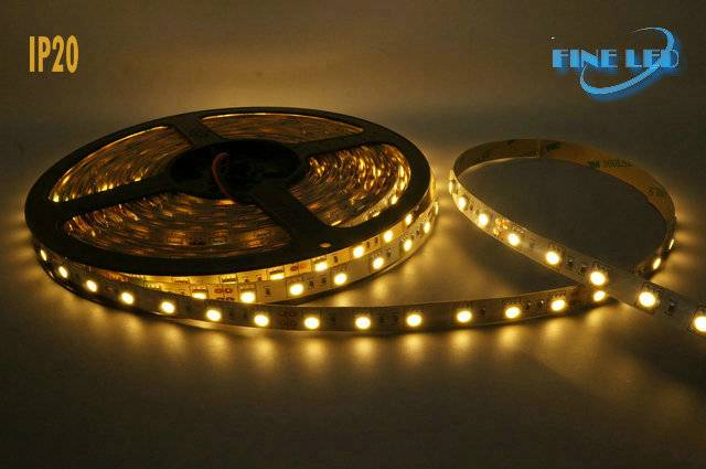 LED Flexible Strip Light FL-12FS5050-60/IP20