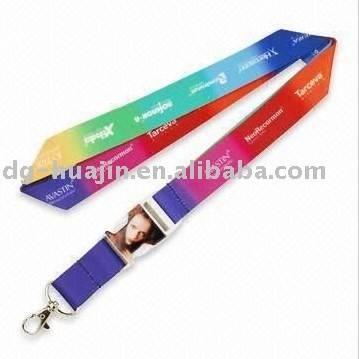 sublimation  lanyard strap