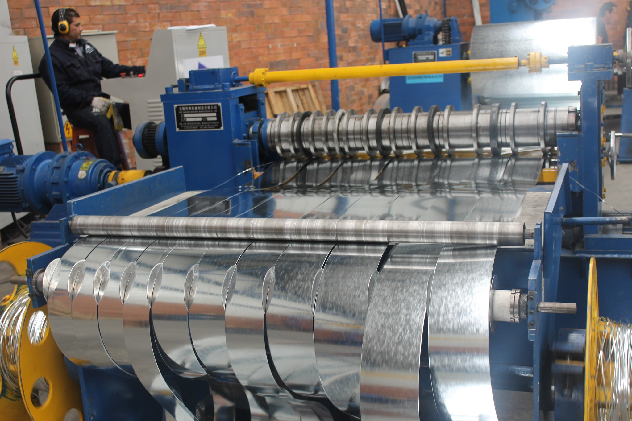 High quality slitting line price