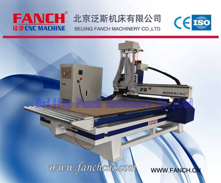 Wood Drilling Cutting Machining Center[FC-I5]