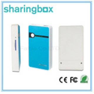 Portable Wireless Sharing Box for Tablet PC Smartphone and Router