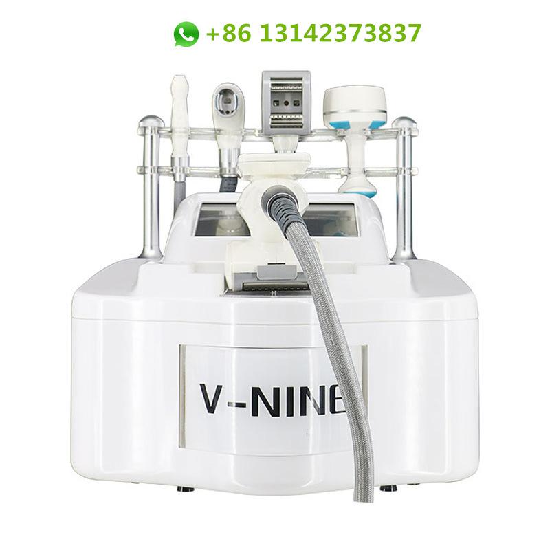 110V 220V body sculpting machine Portable Ultrashape V9 Ultrasonic RF Cavitation Slimming
