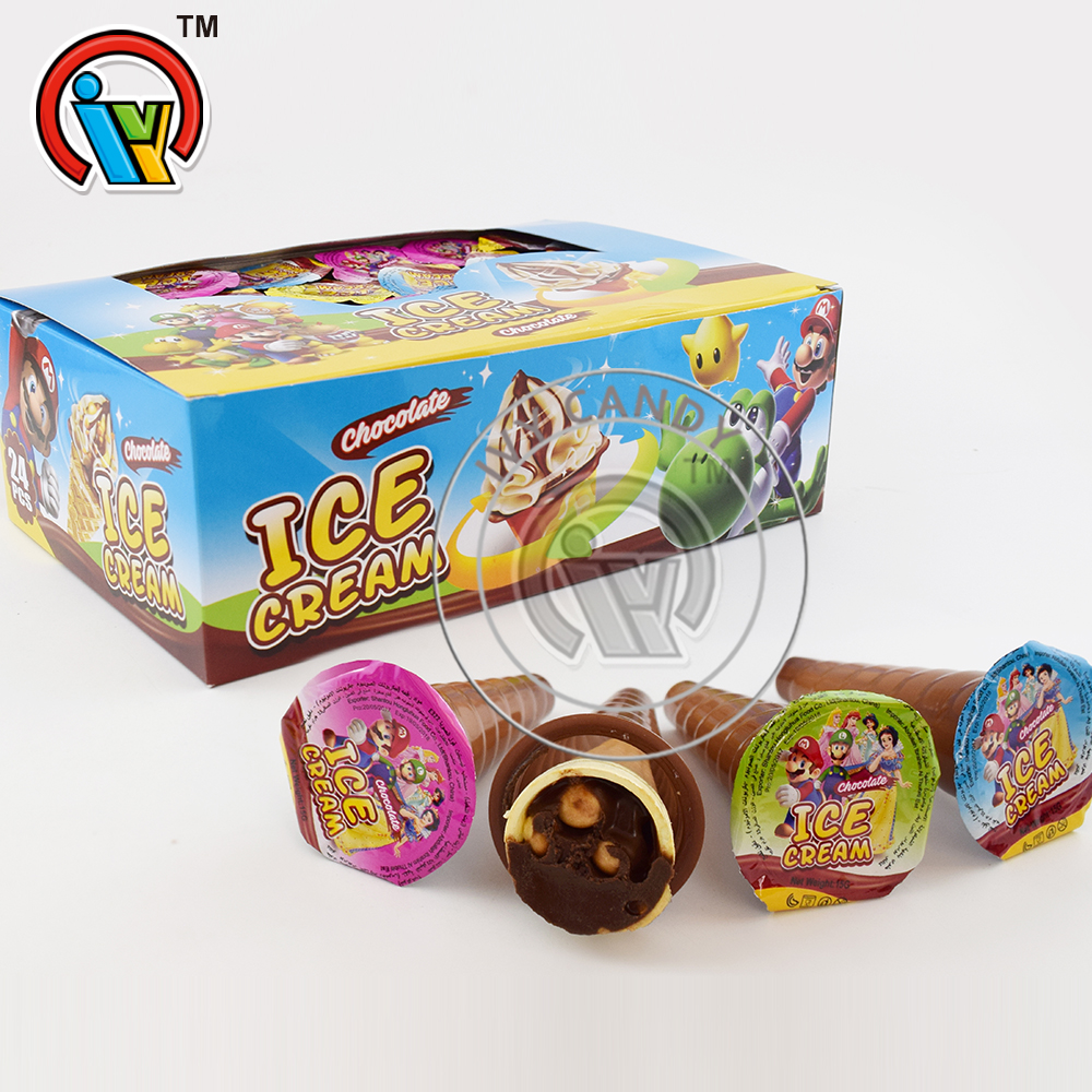 Good Taste Classic Chocolate Biscuit Cups Candy