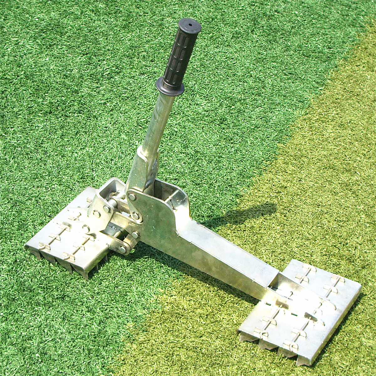 Artificial Grass Installation Tool Turf Puller Turf fix for Synthetic Turf, Artificial Lawn .