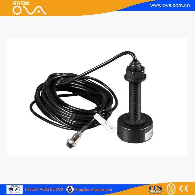 A-TD28 fish finder low power plastic Ultrasonic Transducer