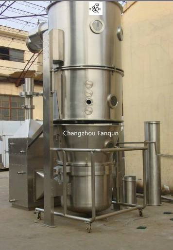 Changzhou Fanqun FLC and Flb Fluid Bed With Granulating