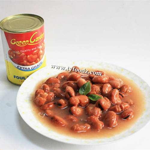 Wholesale 397g/400g Canned Broad Beans Foul Medames