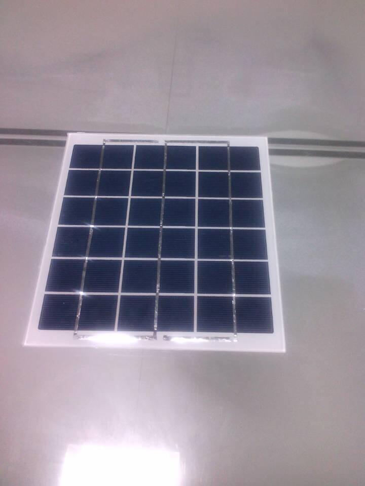 4W9V Polycrystalline Solar Panel
