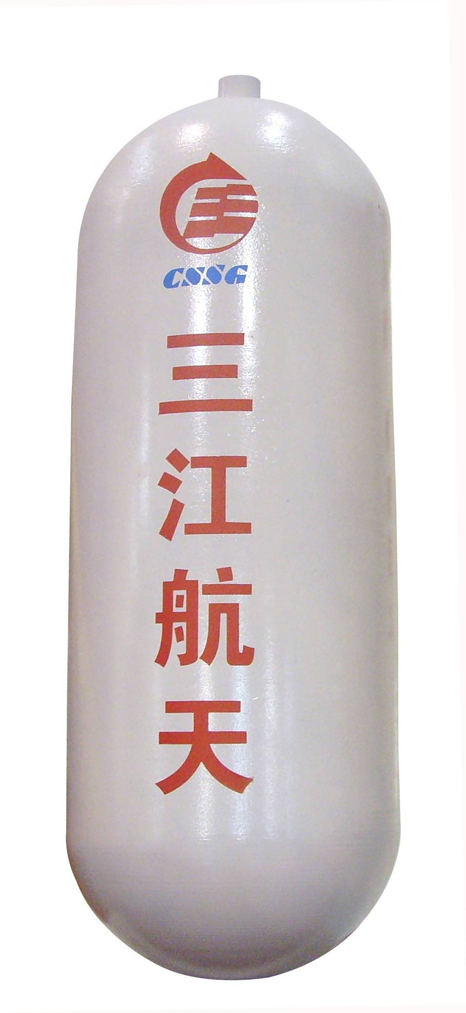 CNG-1 Steel Cylinders for Vehicles